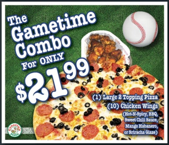 The Gametime Combo Coupon
