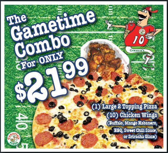 Gametime Combo Special