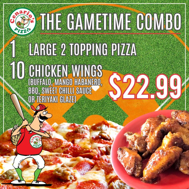The Game Time Combo Special