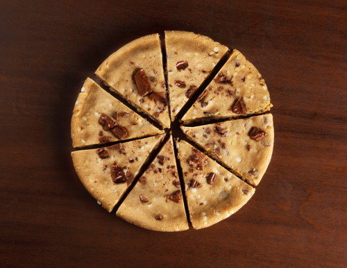 S'More Pizza Cookie